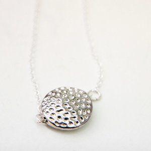 Textured Bead Necklace/Bracelet/Anklet, Handmade🌸